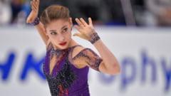 O tanara de 16 ani din Rusia a devenit campioana Europei la patinaj artistic