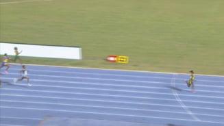 O tanara de doar 12 ani a fost foarte aproape sa doboare un record legendar in atletismul mondial (Video)