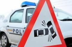 O tanara din Tandarei a provocat aseara un accident de circulatie
