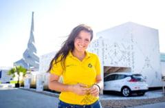O tanara hunedoreanca reprezinta Romania la olimpiada caselor solare, in Dubai