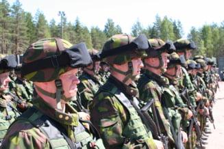 O tara europeana se pregateste de un razboi cu Rusia - aproape un milion de barbati instruiti militar