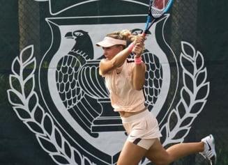O tenismena a fost prinsa dopata