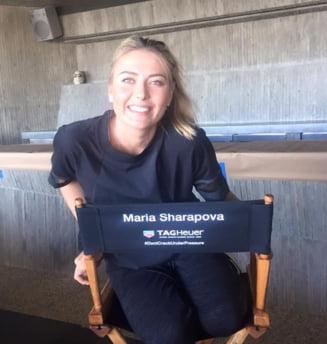 O tenismena cunoscuta o pune la zid pe Sharapova: Aroganta, ingamfata si rece