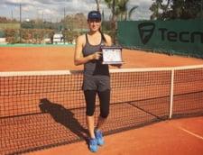 O tenismena din Romania a castigat un turneu ITF din Tunisia