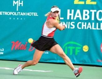 O tenismena romana face un salt impresionant in clasamentul WTA