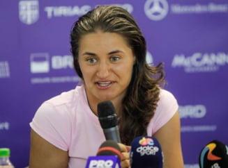 O tenismena romana s-a retras de pe tabloul principal la Roland Garros
