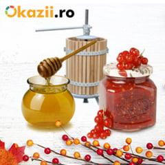 O toamna bogata in oferte delicioase pe Okazii.ro