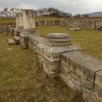 O valoroasa cetate din Romania, descoperita din intamplare
