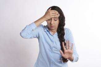 O veste buna pentru femeile care sufera de migrene