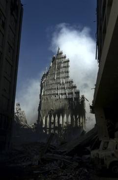 O victima de la 11 septembrie a fost identificata dupa 18 ani