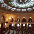 O zi de munca la Senat: Din 136 de alesi, doar 43 au ramas in sala. Votul la peste 60 de legi a fost amanat