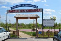 """O zona abandonata devine """"un colt de rai"""" pentru locuitorii sectorului 2 din Bucuresti"""