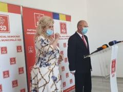 OFICIAL - VIDEO: Camelia Gavrila va fi candidata PSD la Primaria Iasi