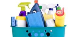 OMS: Produsele chimice de uz casnic ne imbolnavesc