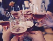 OMS avertizeaza asupra consumului excesiv de alcool. Europenii beau cel mai mult