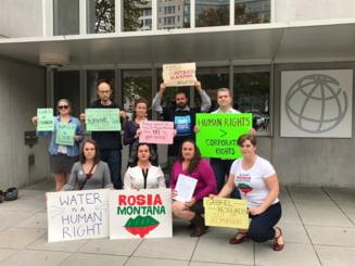 ONG-urile de mediu intervin in procesul Rosia Montana de la Washington: Arata cum au fost incalcate drepturile omului