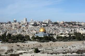 ONU: Proiect de rezolutie impotriva recunoasterii americane a Ierusalimului