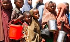ONU: Unul din opt oameni de pe glob sufera de foame - nivelul este inacceptabil