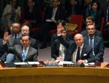ONU, rezolutie istorica privind armele chimice din Siria - ce contine documentul
