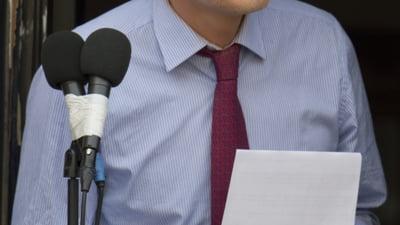 ONU ii da dreptate lui Assange - A fost retinut abuziv in ultimii ani in ambasada Ecuadorului de la Londra