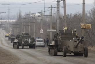 OSCE nu poate verifica retragerea armamentului greu din estul Ucrainei