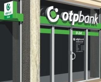 OTP Bank: Goana bancilor dupa depozite va mai dura trei luni