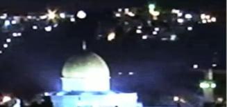 OZN pe cerul Ierusalimului (Galerie foto - Video)