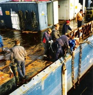 OZN scufundat, descoperit in Marea Baltica? (Video)