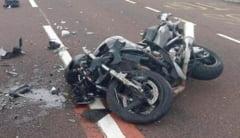 Oameni raniti si masini distruse in evenimente rutiere in Arges