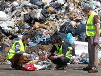 Oamenii care nu mai produc gunoi