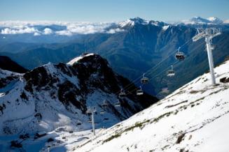 Oamenii de stiinta avertizeaza: Agenti patogeni periculosi s-ar putea raspandi in atmosfera in urma topirii zapezii din zonele alpine