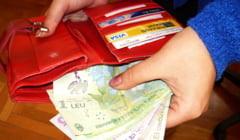 Oamenii legii i-au recuperat portofelul