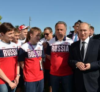 Oamenii lui Putin, reactii sfidatoare dupa scandalul urias de dopaj: Ce se va intampla? Nimic!