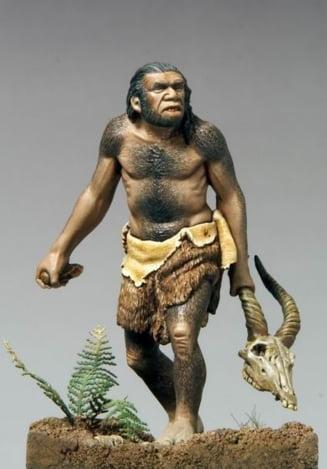 Oamenii preistorici erau canibali