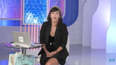 """Oana Lovin a ramas fara emisiune dupa doar o luna la televiziunea lui Florentin Pandele. """"Mi s-a spus ca se fac schimbari"""""""