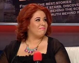 Oana Roman a dezvaluit motivul kilogramelor in plus