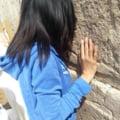 Oana Zavoranu, la Zidul Plangerii: M-am rugat pentru dusmani
