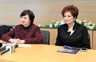 Oaspeti de seama la Centrul Regional de Afaceri Timisoara, cu ocazia unui eveniment despre rezolvarea crizei fortei de munca si promovarea exporturilor romanesti