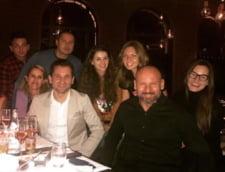 Oaspeti de seama la petrecerea data de Simona Halep in cinstea locului 1 WTA