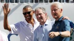 Obama, Bush si Clinton, pregatiti sa se vaccineze in direct impotriva COVID-19