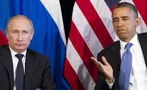 Obama: Putin are un aer de plictisit ca sa faca pe durul, cu mine e relaxat