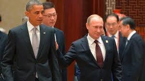 """Obama: Putin nu este """"maestru de sah"""""""