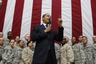Obama: Razboiul din Irak este pe cale sa se termine