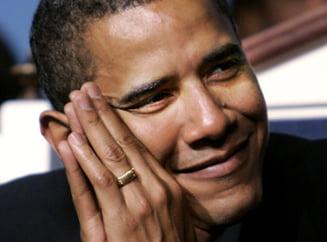 Obama, Saakasvili si Voronin, cei mai mediatizati politicieni straini in Rusia