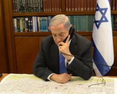 Obama, avertisment terifiant pentru Israel: Veti vedea rachete cazand in Tel Aviv