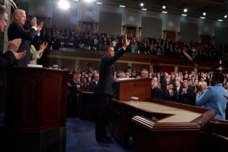 Obama, discurs privind Starea Natiunii: Despre Statul Islamic, Cuba si Rusia (Video)