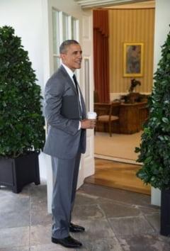 Obama, pe coperta unei reviste gay - o premiera pentru un presedinte american