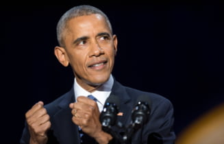 Obama, ultimul discurs ca presedinte al SUA: Aparati democratia, fiti vigilenti si nu va lasati condusi de frica! (Video)