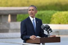 Obama, vizita istorica in Hiroshima. Imagini inedite!