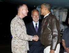 Obama, vizita surpriza in Afganistan